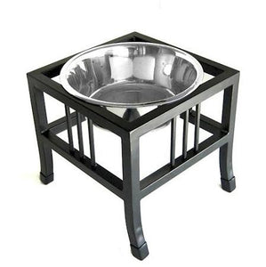 Baron Heavy Duty Raised Dog Bowl - Large