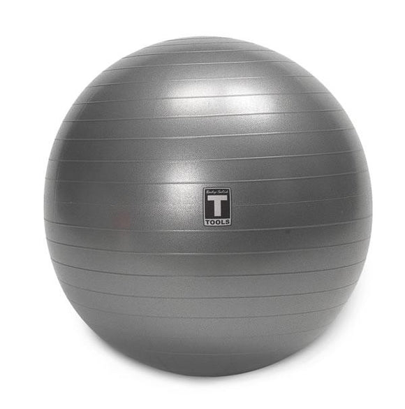 55cm Exercise Ball - Gray