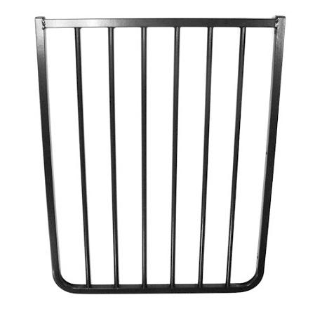 Pet Gate Extension - 21.75 Inches - Black