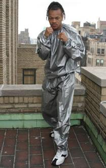 Sweat Suit Sauna Suit
