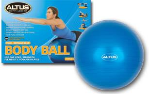 55 CM Exercise Body Ball - Blue