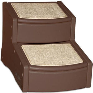 Easy Step II Pet Stairs - Tan