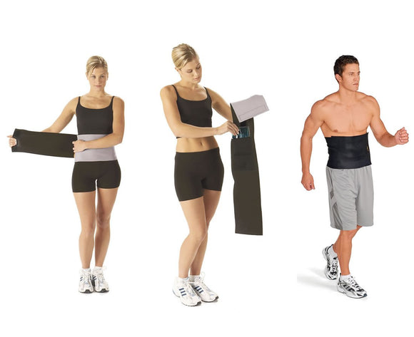 Slimmer Belt Hot/Cold Therapy Gel Pack