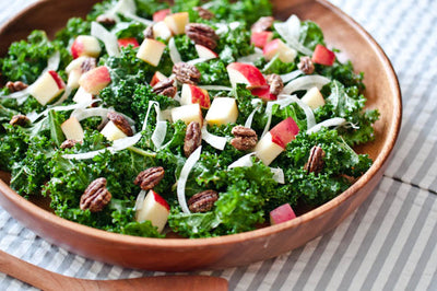 Kale Apple Salad