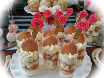 Banana Pudding Shooters