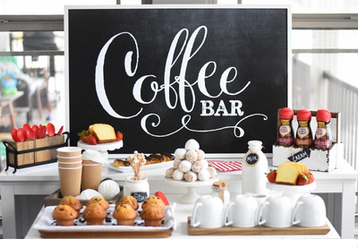 COFFEE BAR Package