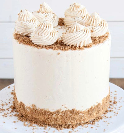 Cookie Buttercream Cake