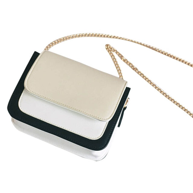 Elegant Leather Mini Bag