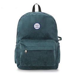 Retro 'Velvet' Backpack