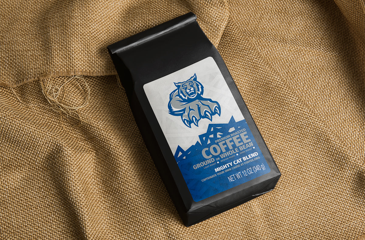 Pack 1: Mighty Cat Blend Coffee