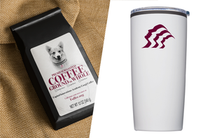 Pack 3: 1 Bag Corgi Coffee, 1 Capital Innovations Academy Tumbler