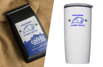 Pack 3: 1 Bag Cadet Brew Coffee, 1  Tumbler
