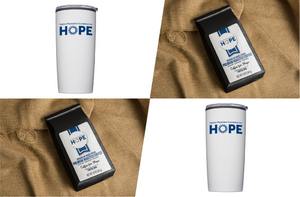 Dayton Physicians Foundation for Hope Pack 5: 2 Bags of Coffee and 2 Tumblers