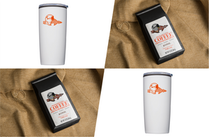 Pack 5: 2 packs of Jet Fuel, 2 Fighting Falcon Squadron Tumblers
