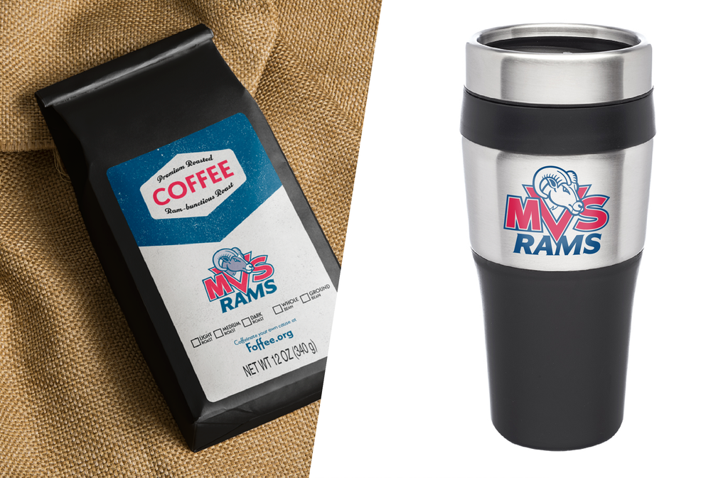 MVS Athletics Coffee and Tumbler Pack