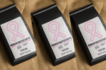 October Breast Cancer Awareness Month Coffee Three Pack