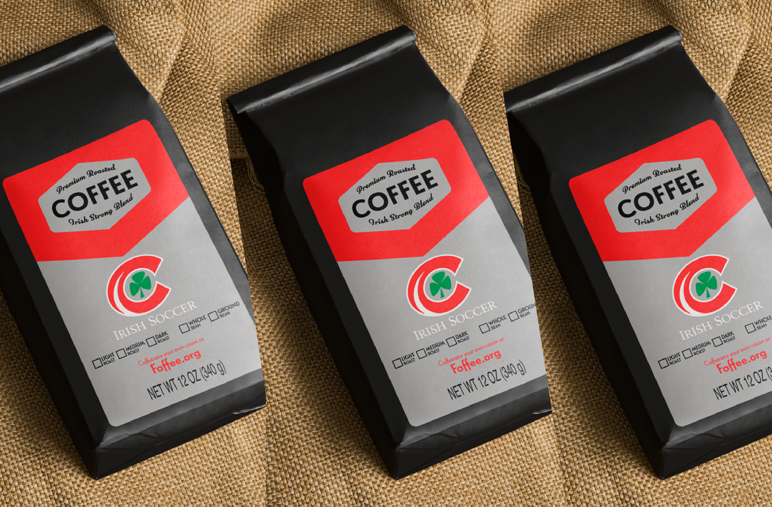 Central Catholic Coffee Three Pack