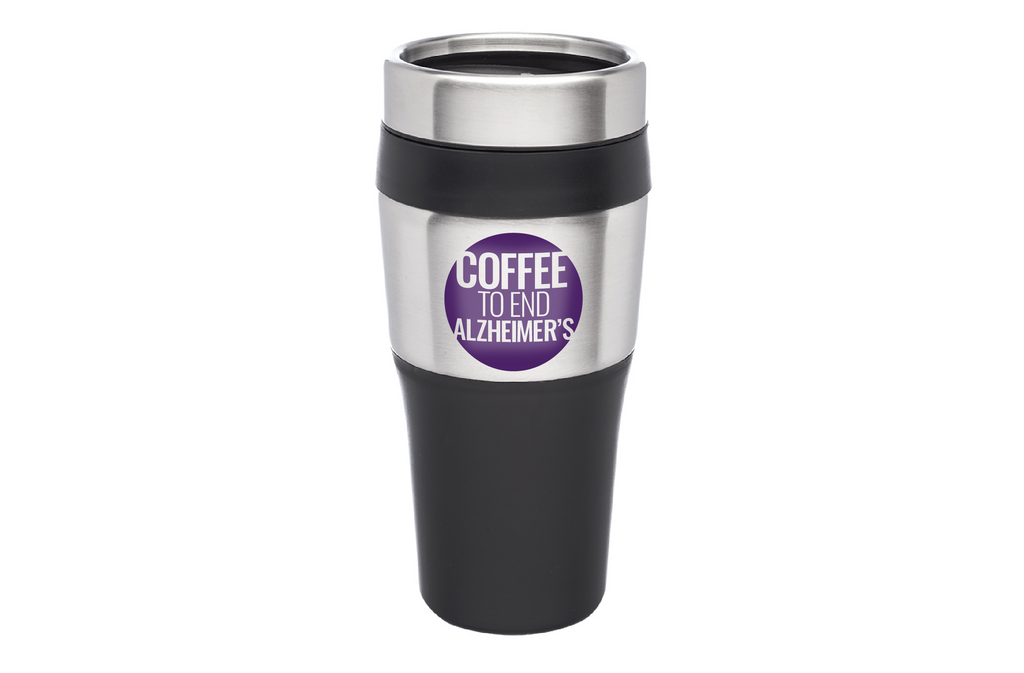 Walk to End Alzheimer's Fundraiser Tumbler