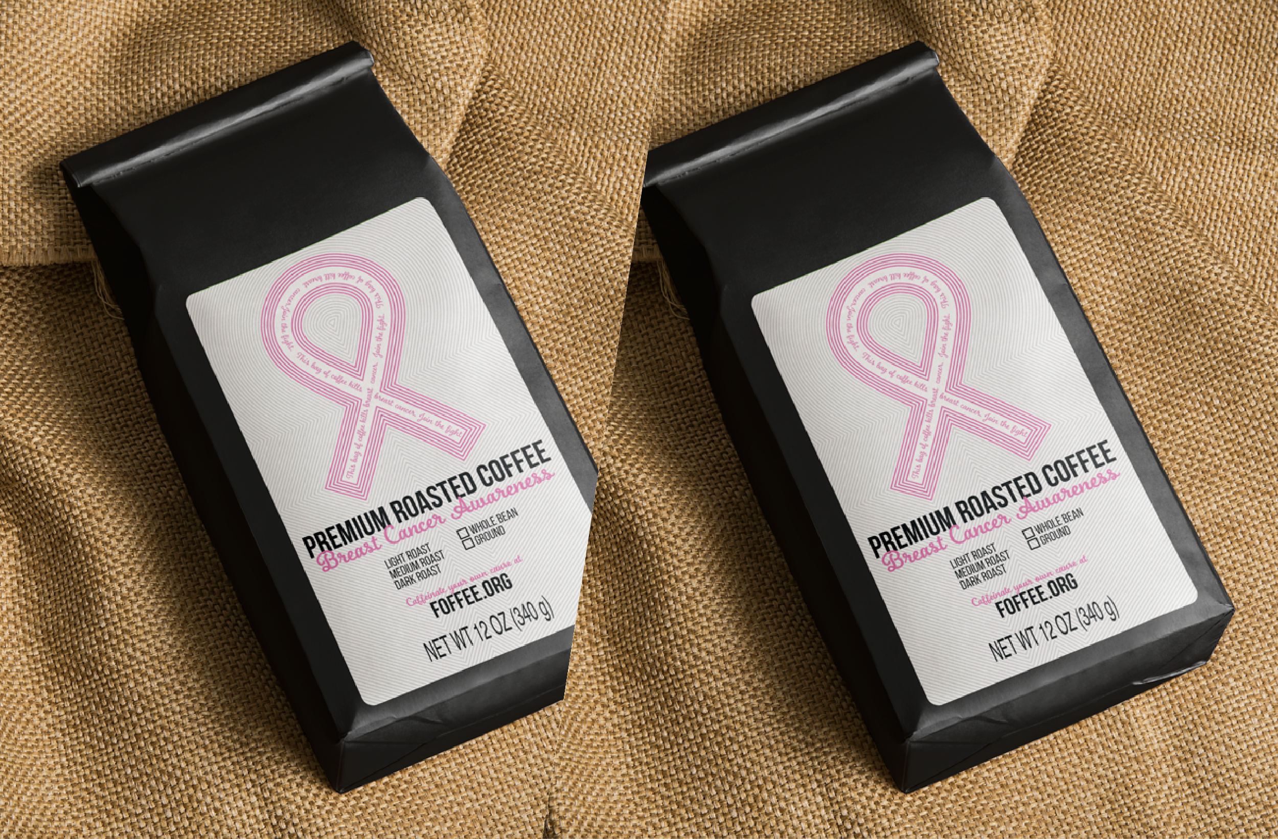 October Breast Cancer Awareness Month Two Pack