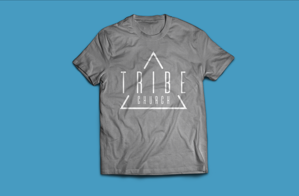 Tribe Church T-shirt