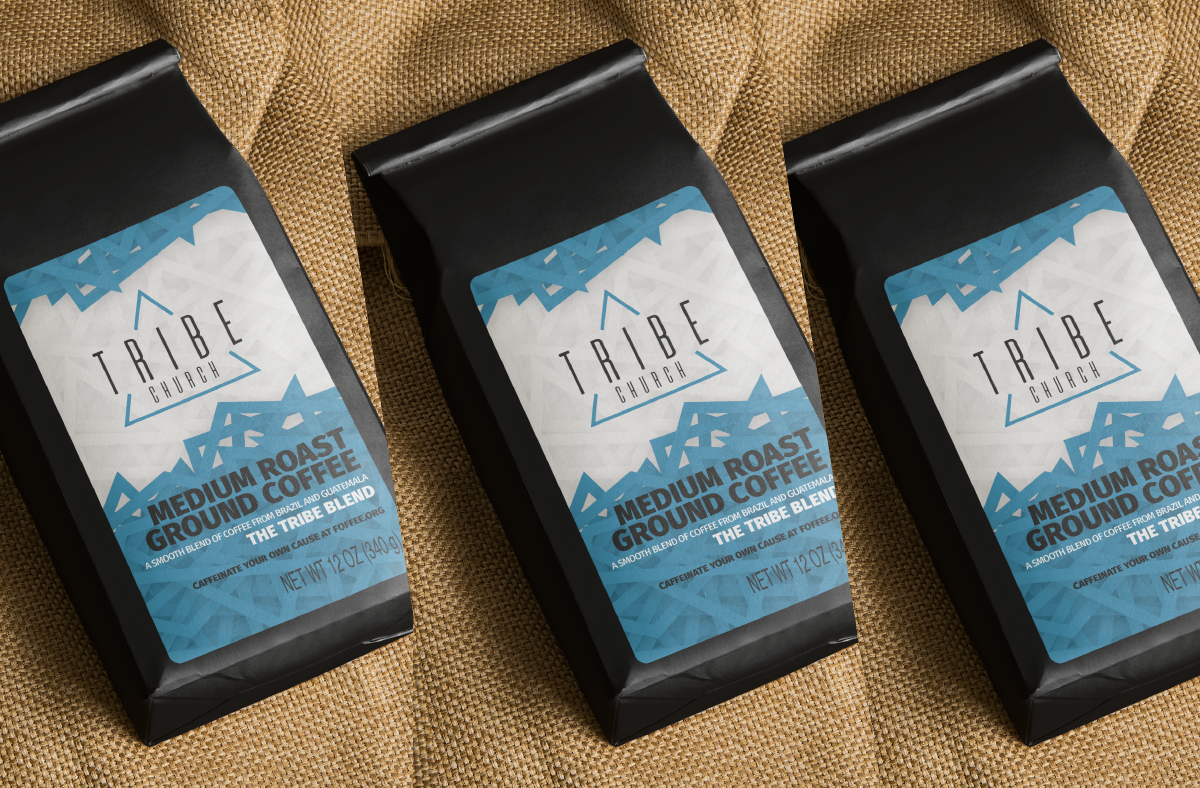 Tribe Church Coffee 3-Pack