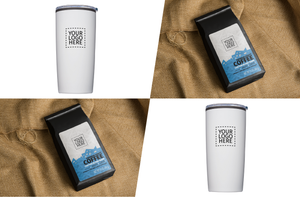 Foffee Premium Tumbler Four Pack