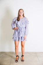 Load image into Gallery viewer, Hazel Ruffle Dress