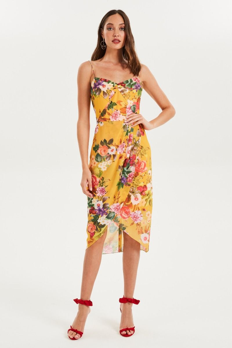 Cooper St Vivid Drape Dress