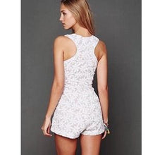 Load image into Gallery viewer, Shakuhachi New Romantics Playsuit