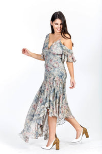 Zimmerman One Shoulder Style Maxi