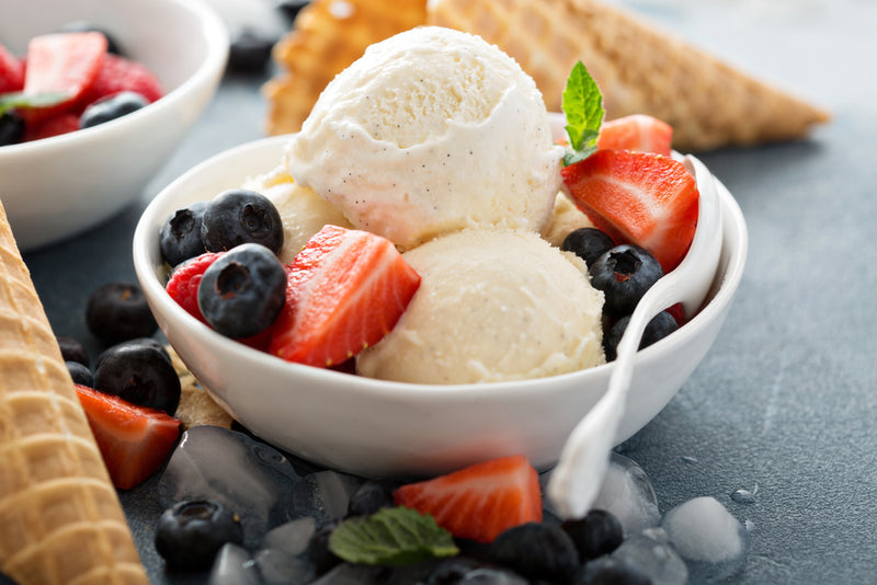 Protein Packed Ice-Cream Recipe
