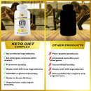 Keto Diet Complex | 60 Capsules | One Month Supply