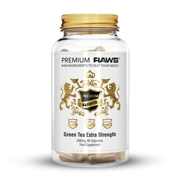 Green Tea Extract Capsules | 500mg