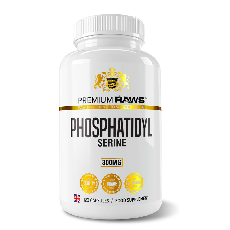 Phosphatidylserine 300g | Nootropics Brain Support Supplement | Cognitive Focus Enhancer.