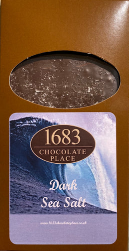 Dark Sea Salt Bar