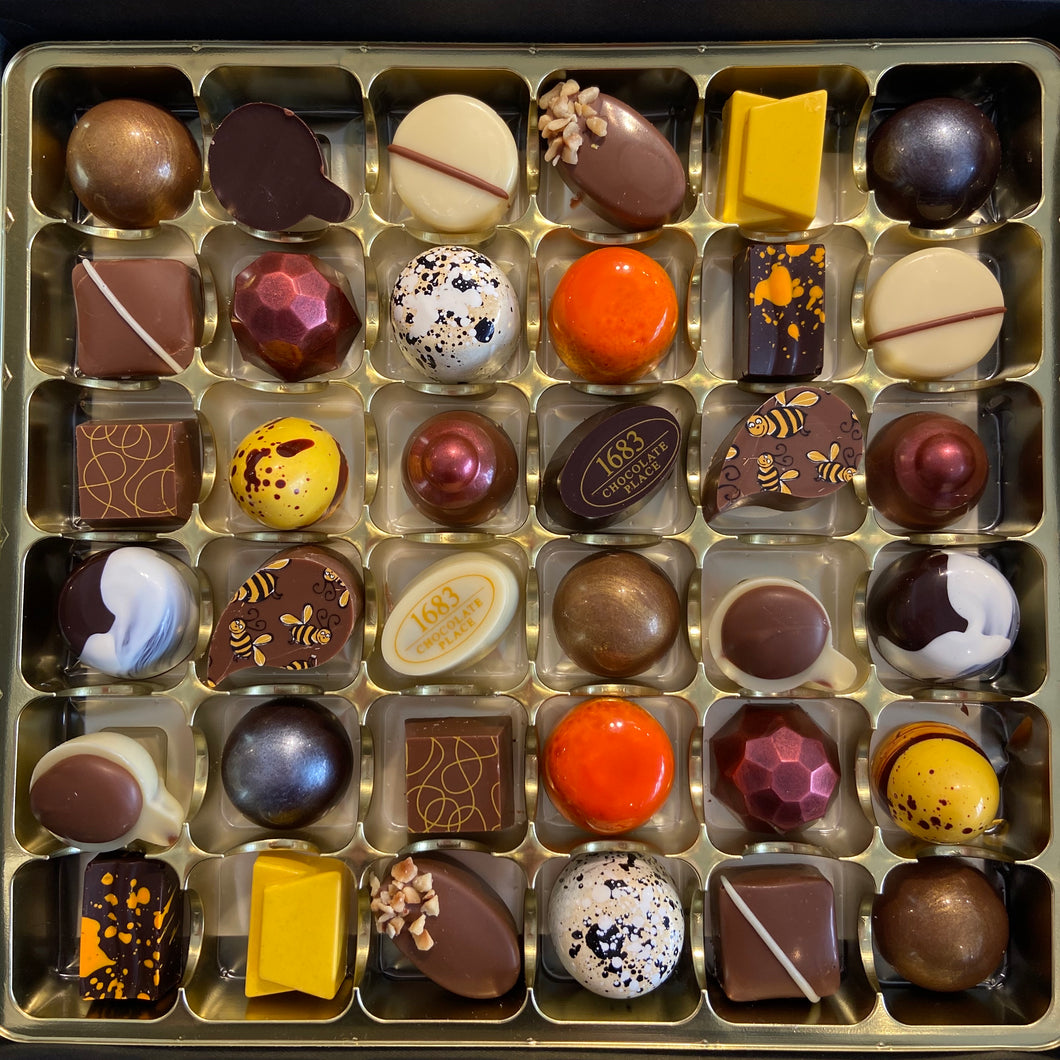 The Chocolatiers Selection Box of 36 Chocolates