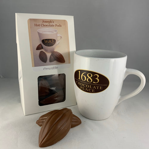 Amaretto Hot Chocolate Pods