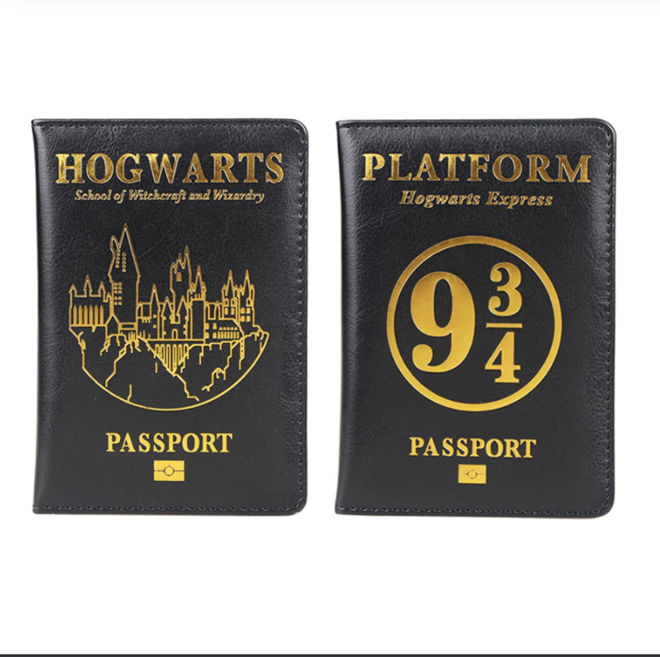 Limited Edition Hogwarts Passports