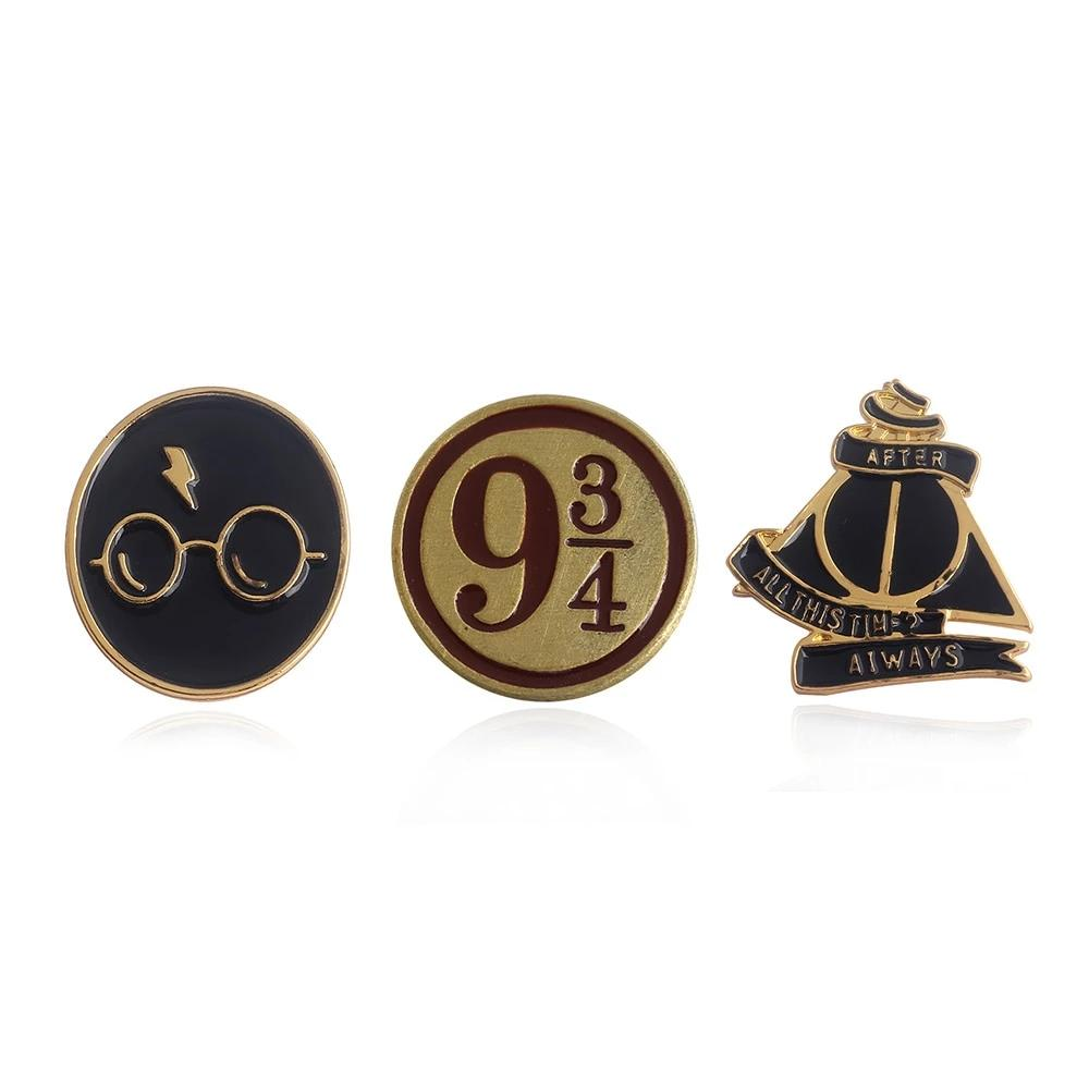 Hogwarts  Magical Pins