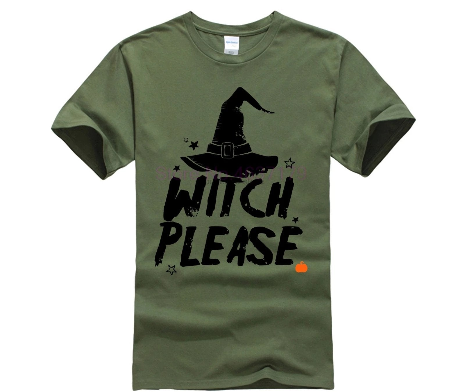 Witch Please T-Shirt for Women
