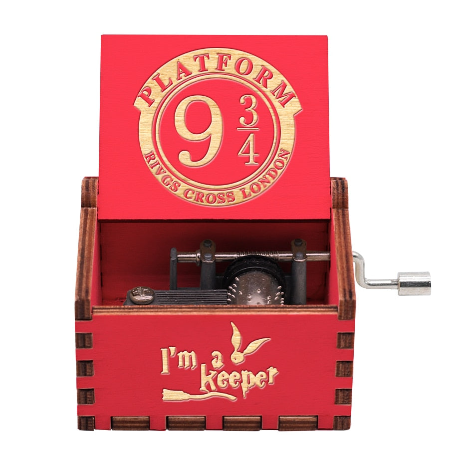 Limited Edition HP Music Boxes