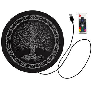 Druidic Yggdrasil Tree of Life LED Neon Sign - Heathen Roots
