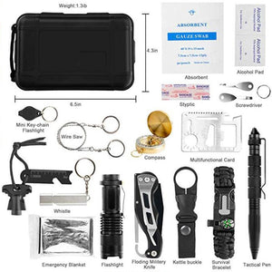 18 in 1 Prograde Survival Kit - Heathen Roots