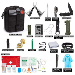 47 IN 1 Emergency Prograde Survival Kit - Heathen Roots