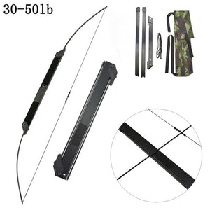 30-50 LBS Folding Survival Bow - Heathen Roots