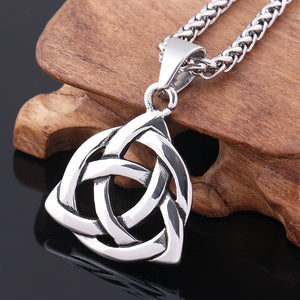 Stainless Steel Celtic Knot - Heathen Roots