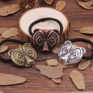 Bear Hairbands 3 Colors - Heathen Roots