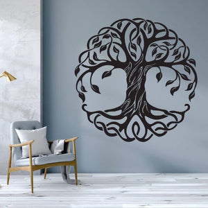 Yggdrasil Removable Wall Decal - Heathen Roots