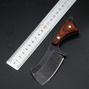 Stone wash hunting knife - Heathen Roots