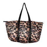 Borsa Gum Donna Project Shopper Big leopardo